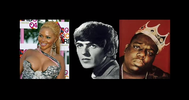 Got My Crush Set On You / George Harrison vs Lil' Kim vs Notorious B.I.G