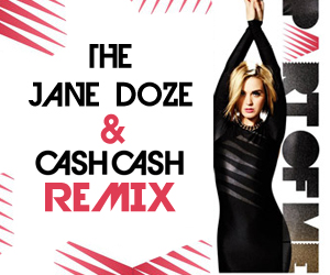 Part Of Me (The Jane Doze & Cash Cash Remix)