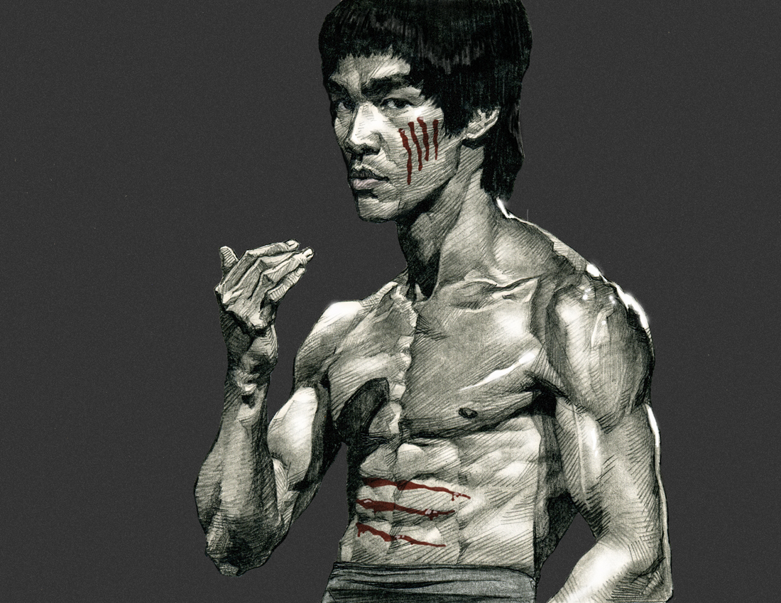 Bruce Lee Jeet Kune Do Remix (AutoTune) – By melodysheep
