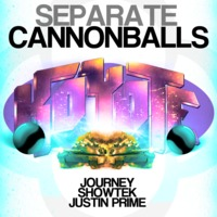 Separate Cannonballs (Journey vs Showtek vs Justin Prime) Mashup – By Koyote