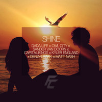Shine (Dada Life, Sander Van Doorn, Capital Kings, Kyler England, Owl City, and More Mashup) – By Frank Carmine