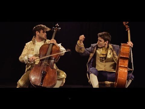 "AC/DC's ""Thunderstruck"" Played On Cellos – By 2CELLOSlive"