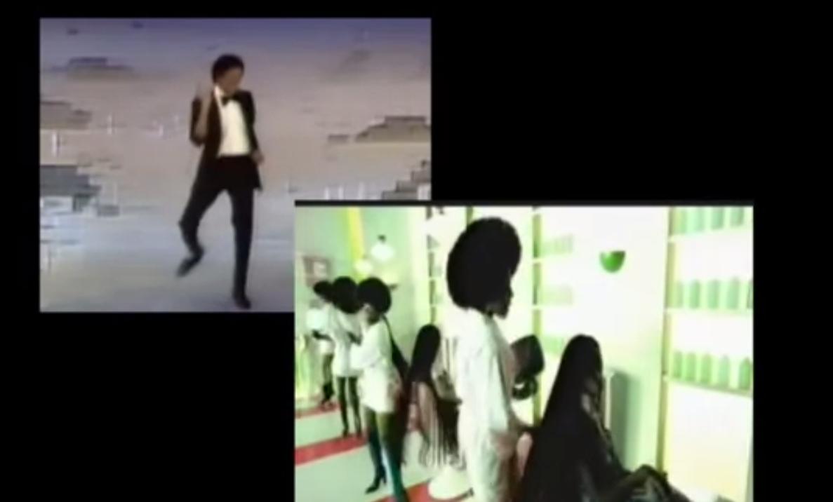 Missy Elliot Vs. Michael Jackson – Don't Stop 'Till You Work It – By dylvasey