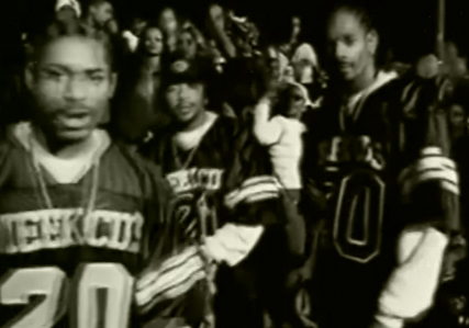 THA EASTSIDAZ & SNOOP DOGG vs THEM – By DRA'man