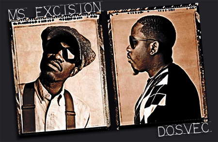 "Outkast vs Reploid (DOSVEC Mashup) ""Ms Excision"" – By DjWhatt"
