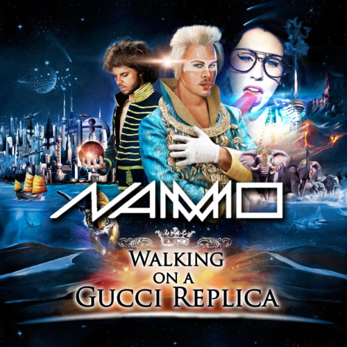 Walking On A Gucci Replica – By Nammo