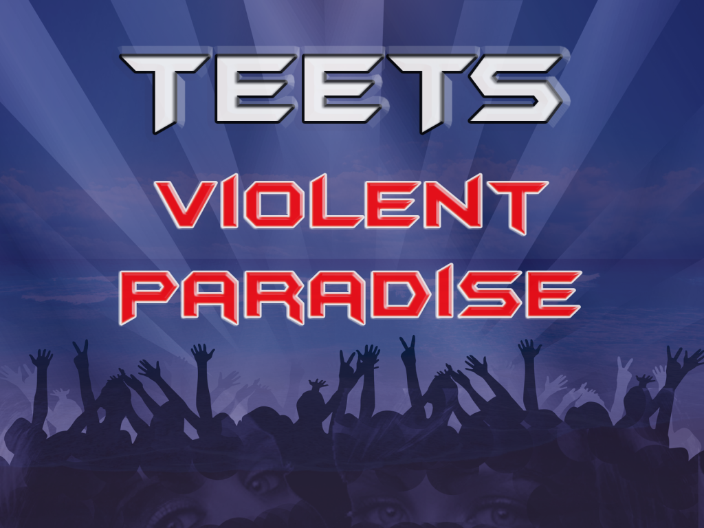 Violent Paradise – By TeeTs