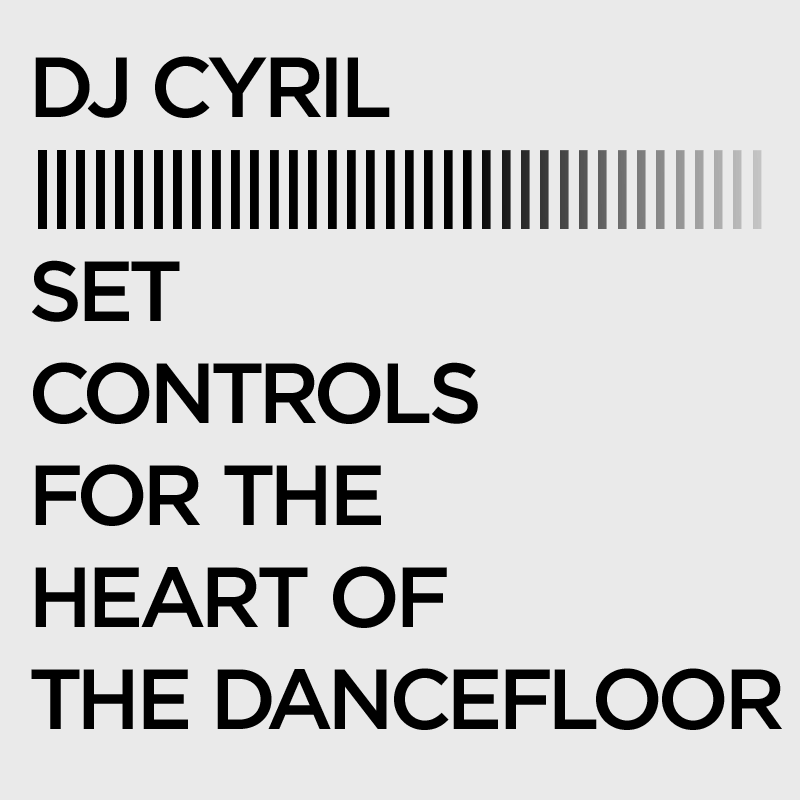 Save The Last Dance For Me – By DJ Cyril