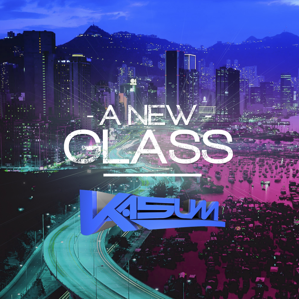 A New Glass (KA5UM Mashup) Calvin Harris x 3LAU x Steve Aoki x James Egbert x PINK x Paris Burns