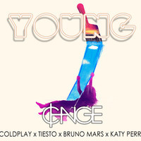 """Young"" (Coldplay x Tiesto x Bruno Mars x Katy Perry)"