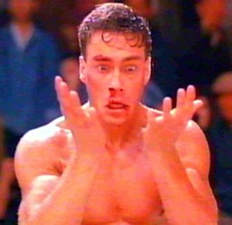 Van Kombat – Van Damme in Mortal Kombat: Bloodsport Edition