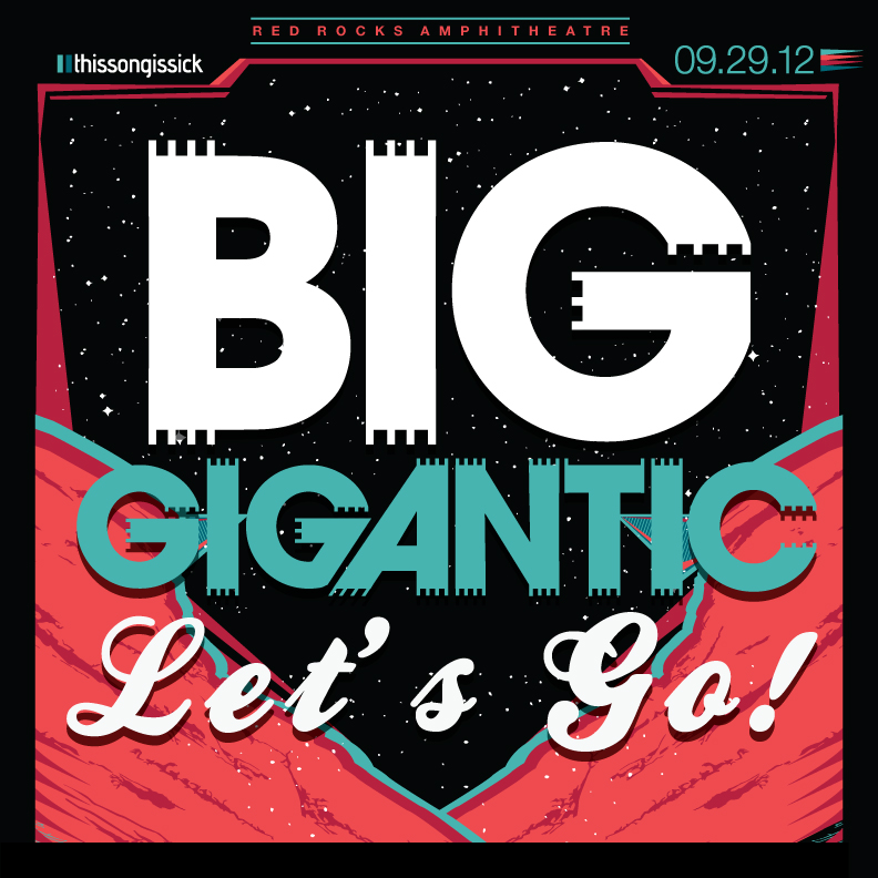 Let's Go! Big Gigantic