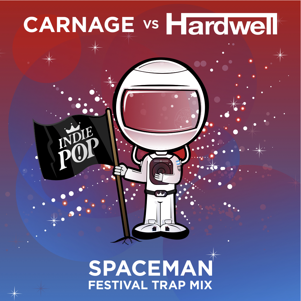 Hardwell – Spaceman (Carnage Festival Trap Remix)