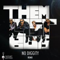 Blackstreet – No Diggity (Them Lost Boys Remix)