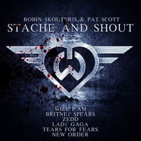 Will i Am / Britney / Zedd / Lady Gaga + more – Stache And Shout (Robin Skouteris + Pat Scott Mix)