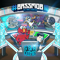 """Billy The Gent, Dillon Francis & Kito ft. Reija Lee- """"Bass of Hearts"""" (5 & A Dime Bootleg)"""