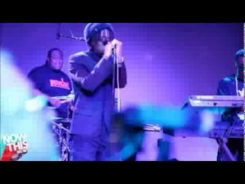 Lupe Fiasco Getting Kicked Off Stage at Obama Inauguration Event
