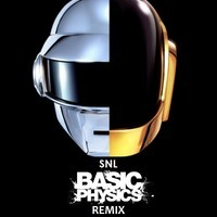 Daft Punk – SNL (Basic Physics Remix)