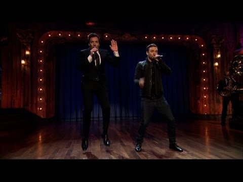 2013 History of Rap 4 (Jimmy Fallon & Justin Timberlake)