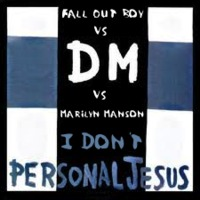 I Don't Personal Jesus – Fall Out Boy vs DM vs Marilyn Manson (Mashup) – By RUB!NO