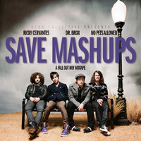 The Take Over – Fall Out Boy vs Justice vs Moustache Machine (MashUp) – By Ricky Cervantes