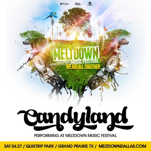FMLYBND – Electricity (Candyland Remix)