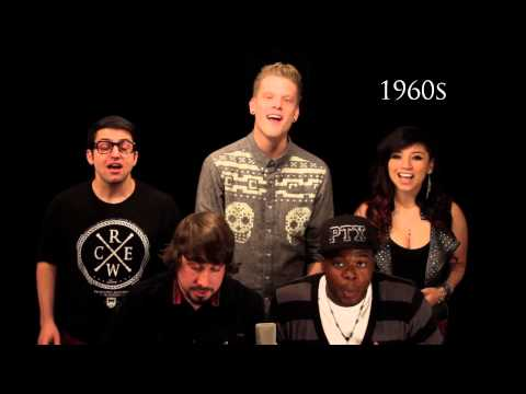 Evolution of Music Mix (Acapella) – By Pentatonix