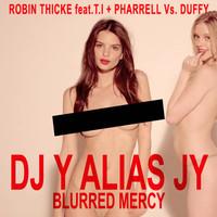 Blurred Mercy (Mashup) – By DJ Y alias JY