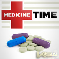 Medicine Time (Mashup) – By Kasum