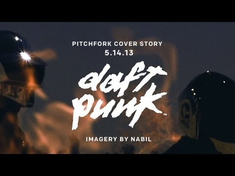 Pitchfork's – Machine For Life (Photo Shoot of Daft Punk) – By Nabil