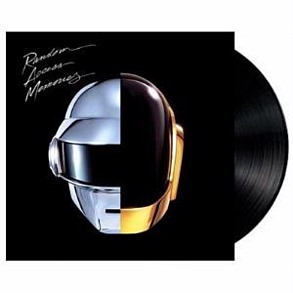 Side A : Get Lucky (Daft Punk Remix) 10:31 on New Vinyl Release