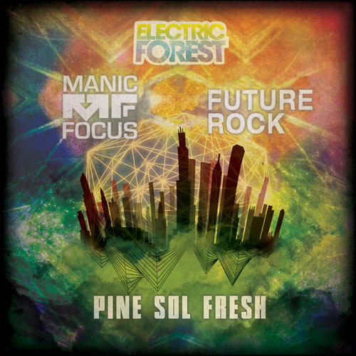 Pine Sol Fresh (Manic Focus and Future Rock)