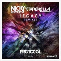 Nicky Romero vs Krewella – Legacy (Vicetone Remix)