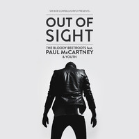 The Bloody Beatroots featuring Paul McCartney & Youth 'Out Of Sight' (Remixes Minimix)