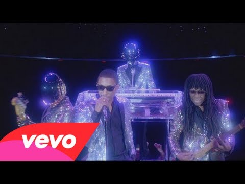 Daft Punk's Official Music Video For Lose Yourself to Dance – By Daft Punk
