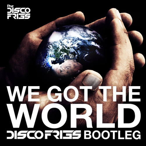 Icona Pop x Audien x Mercer x Promise Land – We Got The World [Disco Fries Bootleg]
