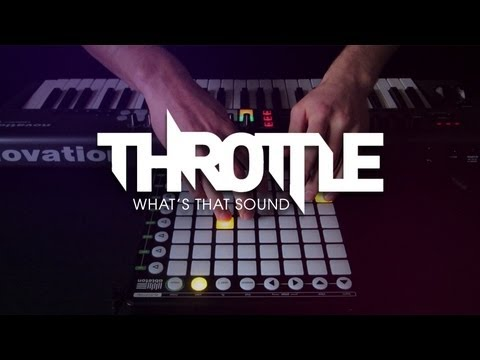 What's That Sound (30 + Song Live Mashup) – By Throttle