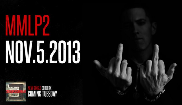 Eminem – The Marshall Mathers LP 2 (Snippets)