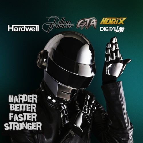 The Rebirth Of Harder, Better, Faster, Stronger (Daft Punk X Dillon Francis X Hardwell X GTA) – By Rage Cannon