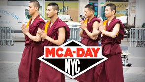 Beastie Boys Adam Yauch honored by Breakdancing Buddhist Monks