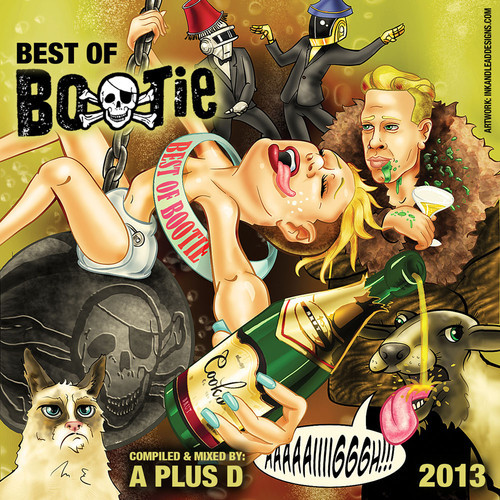 Best Of Bootie 2013 (Full Mix) – From Bootie Mashup