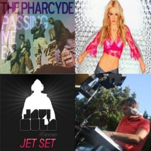 Jet Passin'Bitch (Britney Spears vs Javi Mula vs Pharcyde Mashup) – By Sergio Billeci
