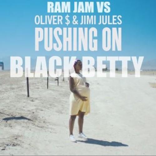 Pushing On Black Betty – (Oliver vs Jimi Jules Vs Ram Jam Mashup) – By DjPaoloMonti