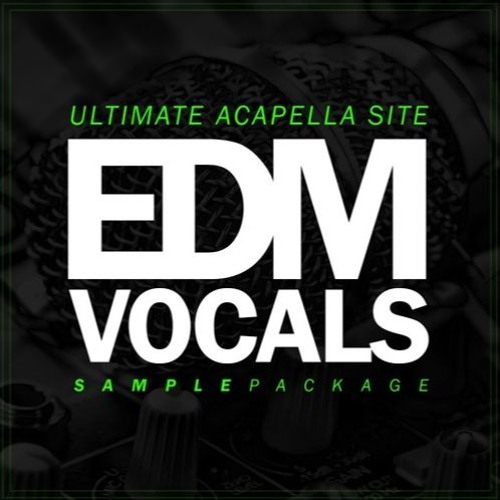 EDM Acapella Pack – 25 Studio Acapellas ( Free Download )