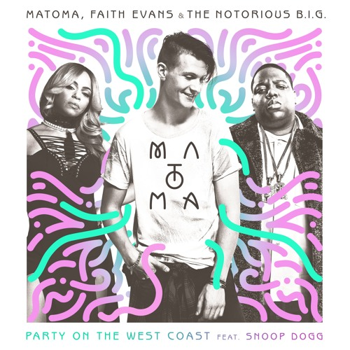Party On The West Coast ( Faith Evans vs The Notorious B.I.G vs Snoop Dogg Mashup ) – By Matoma