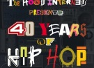 40 Years of Hip Hip ( Mashup ) - By The Hood Internet