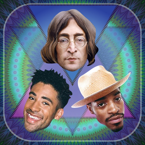 I Spy With My Imagination ( KYLE vs. Andre 3000 vs. John Lennon Mashup ) – By Wick-it