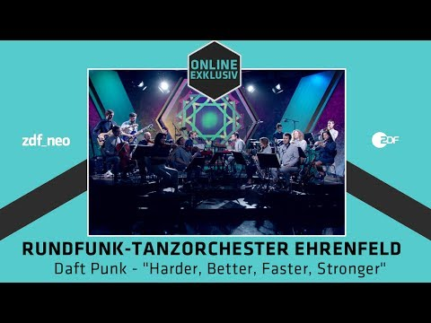 15 Piece Orchestra kills Daft Punk's 'Harder, Better, Faster, Stronger'