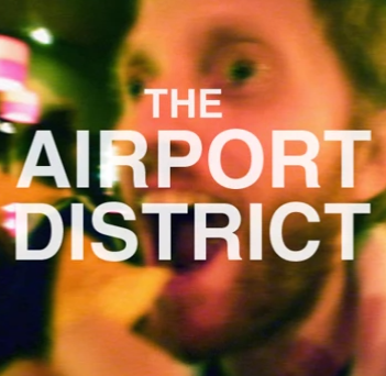 The Airport District – Something To Dance To