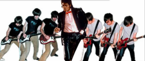 "Michael Jackson v.s. RATATAT – Billie ""Wildcat"" Jean"